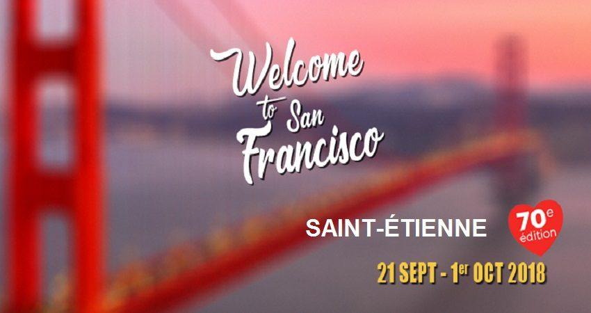 نمایشگاه بین المللی SAINT-ÉTIENNE 2018 فرانسه