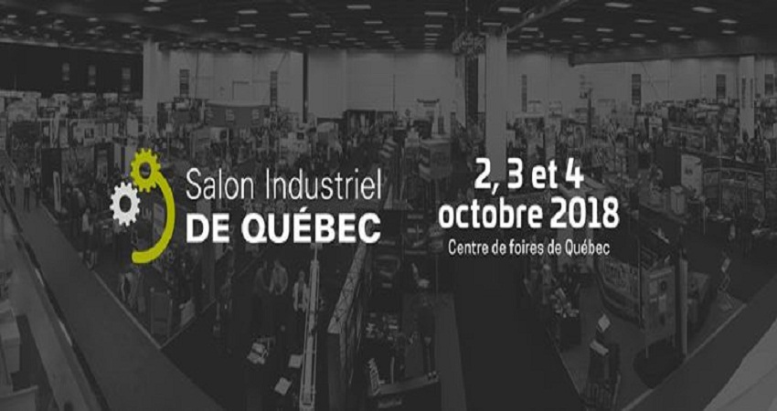 نمایشگاه SALON INDUSTRIEL DE QUÉBEC 2018 کانادا