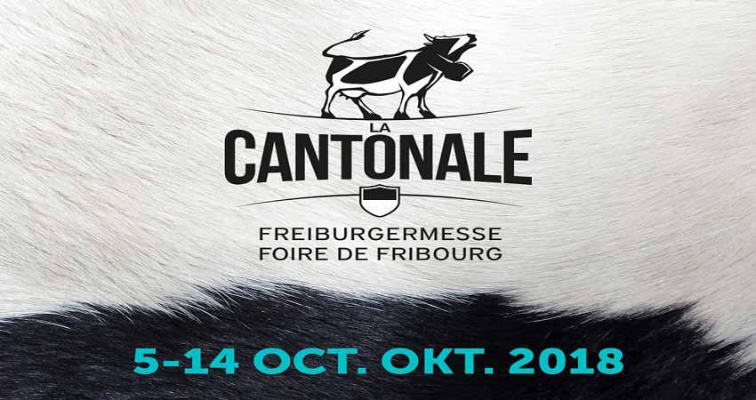 نمایشگاه بین المللی FOIRE DE FRIBOURG 2018 سوئیس