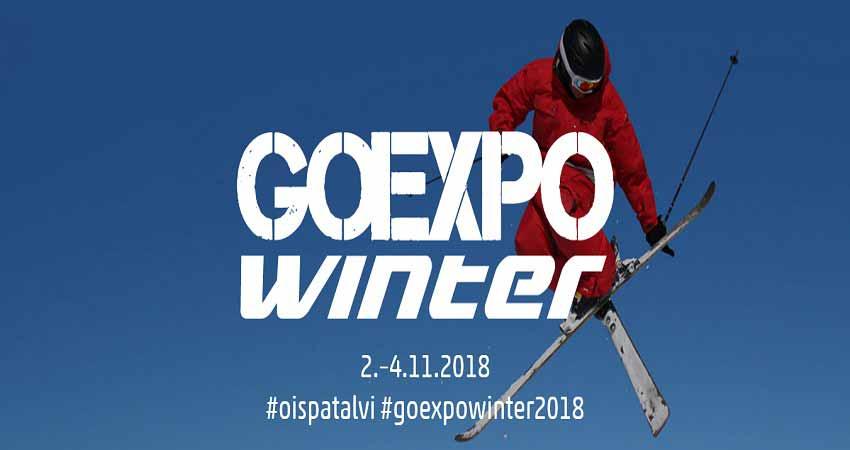 رویداد زمستانی GO EXPO WINTER 2018 فنلاند