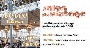 نمایشگاه SALON DU VINTAGE – BORDEAUX 2018 فرانسه