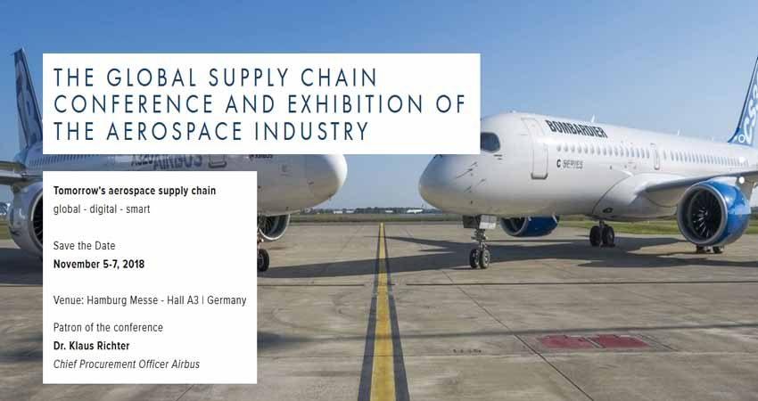 نمایشگاه هوا و فضا AVIATION FORUM HAMBURG 2018 آلمان
