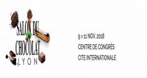 نمایشگاه شکلات SALON DU CHOCOLAT – LYON 2018 فرانسه