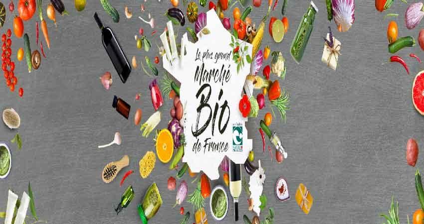 نمایشگاه محصولات طبیعی و ارگانیک MARJOLAINE 2018 فرانسه