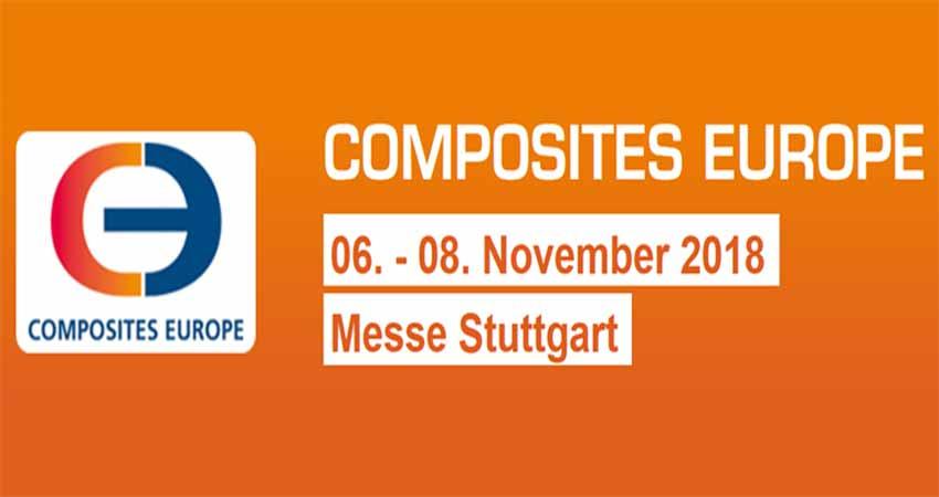 نمایشگاه کمپوزیت COMPOSITES EUROPE 2018 آلمان