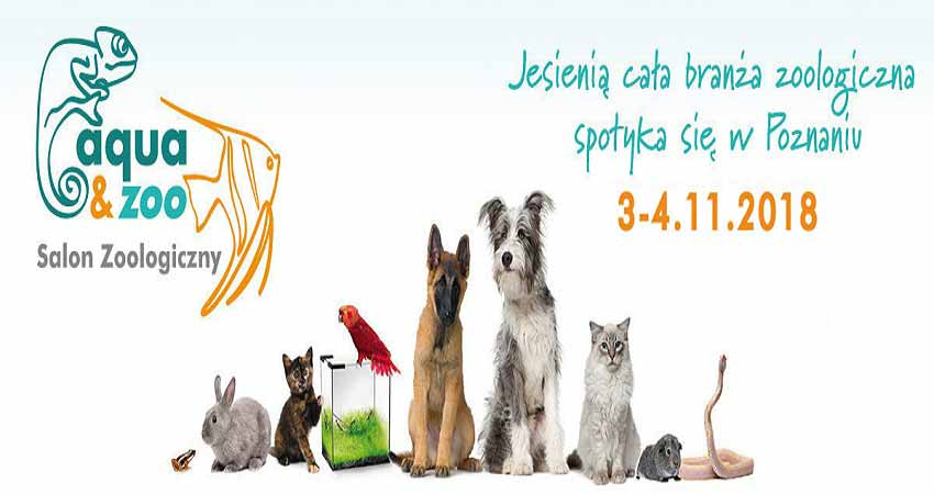 نمایشگاه باغ وحش و آکواریوم AQUA & ZOO POZNAN 2018 لهستان