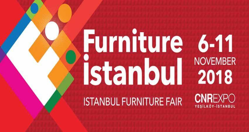 نمایشگاه مبلمان FURNITURE ISTANBUL 2018 ترکیه