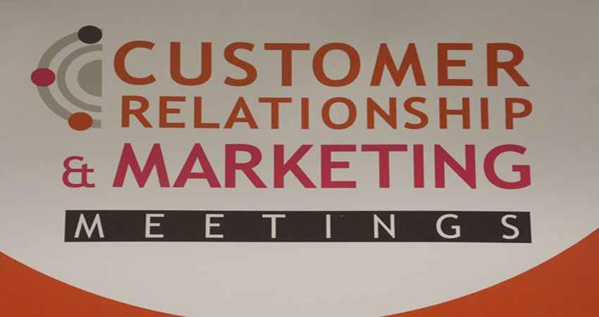 کنفرانس بازاریابی و فروش CUSTOMER RELATIONSHIP & MARKETING MEETINGS 2018 فرانسه