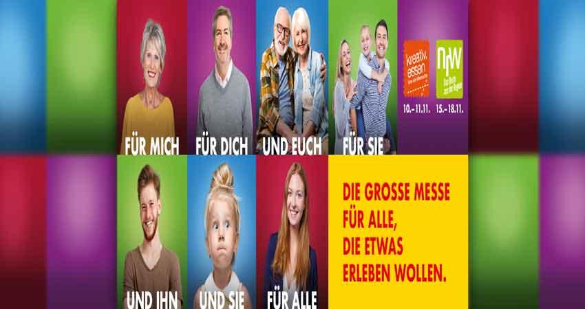نمایشگاه مد ، صنایع دستی و خانه ایده آل MODE – HEIM – HANDWERK 2018 آلمان
