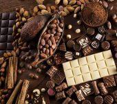 نمایشگاه شکلات SALON DU CHOCOLAT - LYON 2018 فرانسه