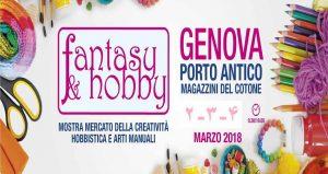 نمایشگاه FANTASY & HOBBY 2018 ایتالیا
