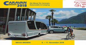 نمایشگاه خودروهای کمپر و لوازم و تجهیزات سفر CARAVAN BREMEN 2018 آلمان