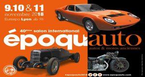 نمایشگاه اتومبیل و موتورسیکلت های عتیقه و قدیمی EPOQU'AUTO 2018 فرانسه