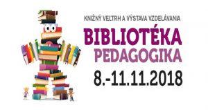 نمایشگاه بین المللی کتاب BIBLIOTÉKA 2018 اسلواکی