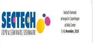 سمینار تخصصی سیستم های امنیتی SECTECH DENMARK 2018 دانمارک