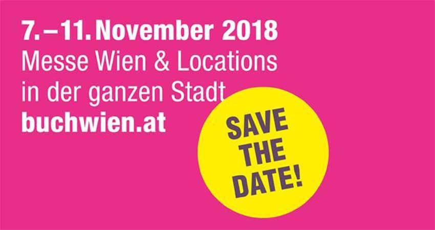 نمایشگاه بین المللی کتاب BUCH WIEN 2018 اتریش