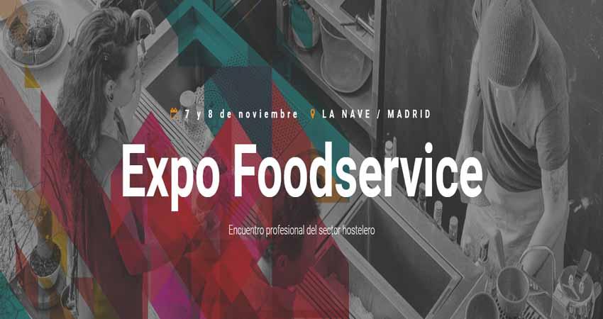 نمایشگاه خدمات غذا EXPO FOOD SERVICE 2018 اسپانیا