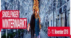 نمایشگاه بازار کریسمس SINDELFINGER WEIHNACHTSBASAR 2018 آلمان