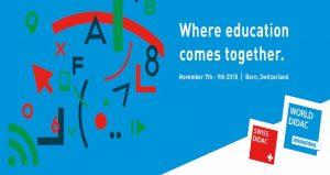 نمایشگاه بین المللی آموزش WORLDDIDAC BERN 2018 سوئیس