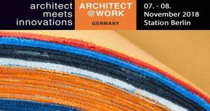 نمایشگاه معماری و طراحی داخلی  ARCHITECT @ WORK – BERLIN 2018 آلمان