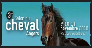 نمایشگاه اسب SALON DU CHEVAL D'ANGERS 2018 فرانسه