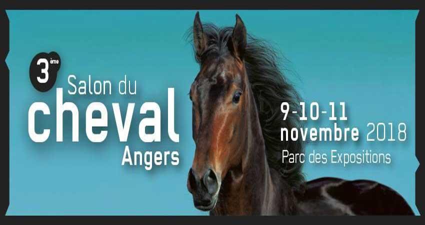نمایشگاه اسب SALON DU CHEVAL D'ANGERS 2018 فرانسه