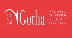 نمایشگاه بین المللی عتیقه جات GOTHA 2018 ایتالیا