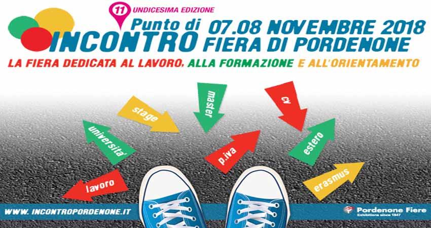 نمایشگاه آموزش حرفه ای و استخدام INCONTRO 2018 ایتالیا