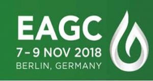کنفرانس صنعت گاز EAGC – EUROPEAN AUTUMN GAS CONFERENCE 2018 آلمان