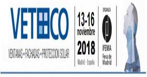 نمایشگاه دکوراسیون  VETECO 2018 اسپانیا