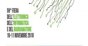 نمایشگاه الکترونیک وعلوم رایانه ELETTROEXPO 2018 ایتالیا