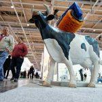 نمایشگاه های دام و طیور در فرانسه