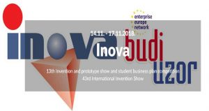 نمایشگاه بین المللی نوآوری ها INOVA 2018 کرواسی
