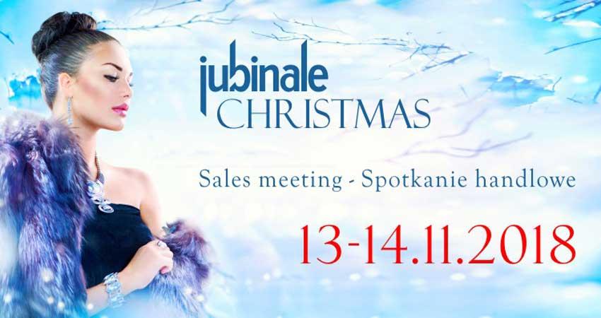 نمایشگاه جواهرات و ساعت JUBINALE 2018 لهستان
