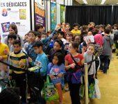 نمایشگاه کتاب مونترال SALON DU LIVRE DE MONTREAL 2018 کانادا