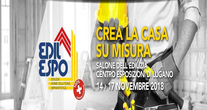 نمایشگاه ماشین آلات ساختمانی EDILESPO 2018 سوئیس