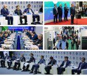 انجمن بین المللی صنعت هسته ای ATOMEX 2018 روسیه
