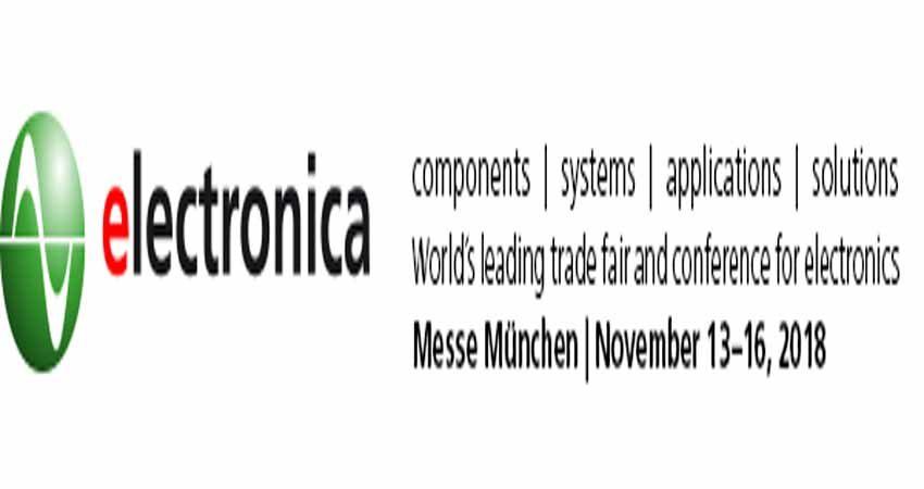 نمایشگاه بین المللی الکترونیک ELECTRONICA 2018 آلمان