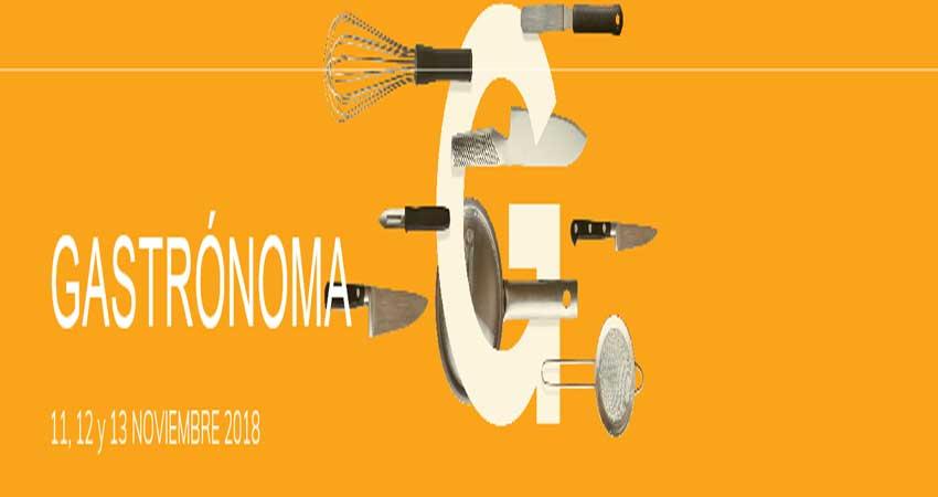 نمایشگاه صنعت مواد غذایی و آشپزی GASTRONOMA 2018 اسپانیا