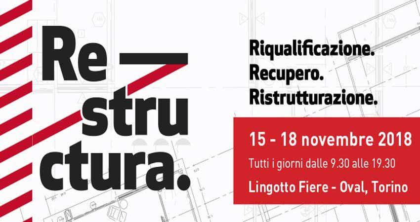 نمایشگاه ساخت و ساز و بازسازی ساختمان RESTRUCTURA 2018 ایتالیا