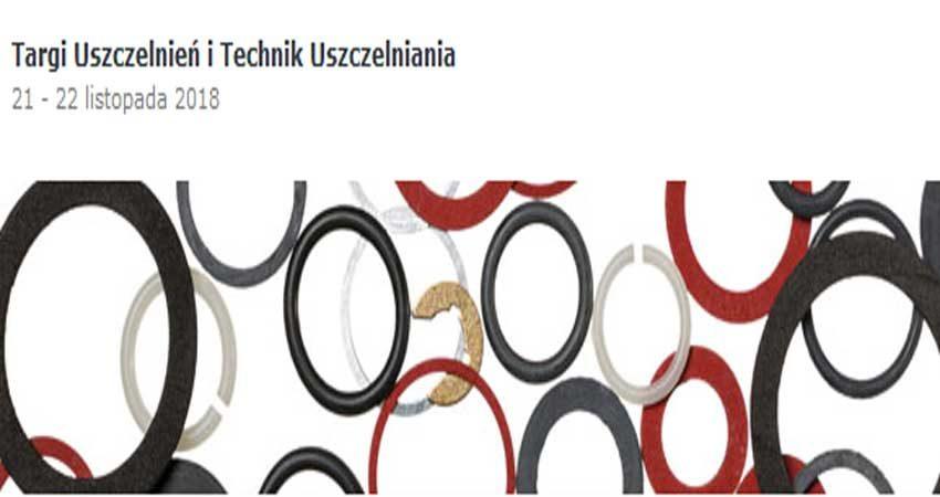 نمایشگاه صنعت مُهرسازی EXPOSEALING 2018 لهستان