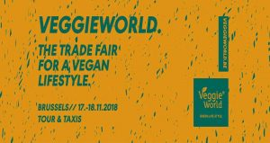 نمایشگاه سبک زندگی و محصولات ارگانیک VEGGIEWORLD BRUSSELS 2018 بلژیک