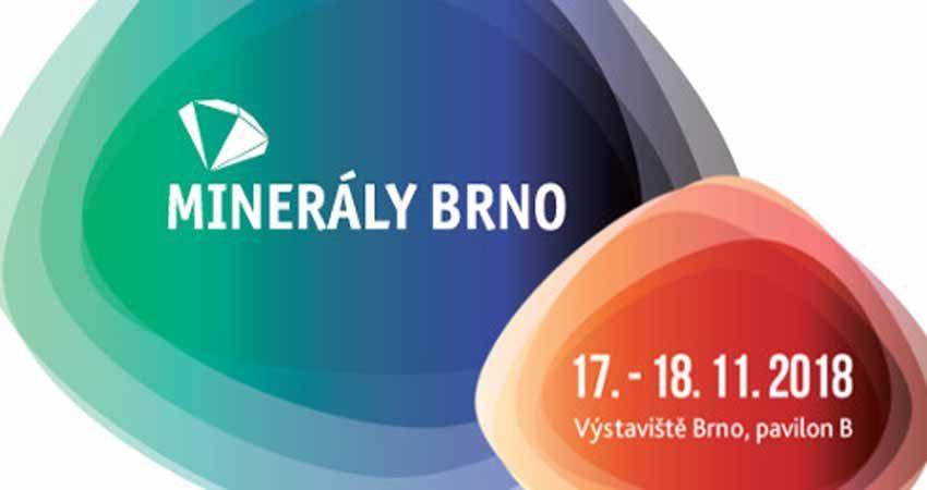 نمایشگاه بین المللی فسیل، جواهرات و محصولات طبیعی MINERALS BRNO 2018 جمهوری چک