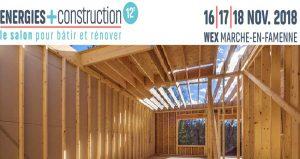 نمایشگاه انرژی و ساختمان ENERGIES + CONSTRUCTION 2018 بلژیک