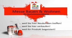 نمایشگاه ساخت و زندگی BAUEN & WOHNEN – DUISBURG 2018 آلمان