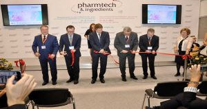 نمایشگاه تجهیزات و تولیدات و مواد اولیه دارویی  PHARMTECH & INGREDIENTS 2018 روسیه