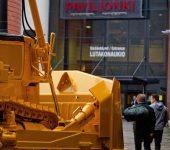 نمایشگاه پردازش و استخراج صنایع معدنی FINNMATERIA 2018 فنلاند