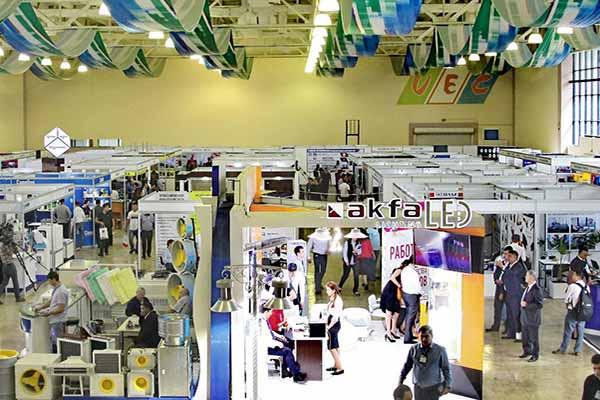 نمایشگاه های تجهیزات و ماشین آلات صنعتی در روسیه