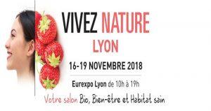 نمایشگاه بین المللی کشاورزی و محصولات طبیعی VIVEZ NATURE LYON 2018 فرانسه
