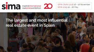 نمایشگاه املاک SIMA EXPO 2018 اسپانیا